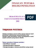 TINJAUANP&METODOLOGI