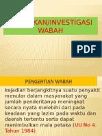 Dr. Fahrudi Investigasi Wabah