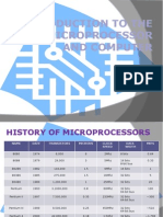 Introduction to the Microprocessor