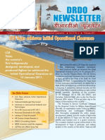 Drdo Newsletter