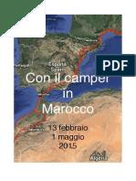 2015 Marocco Spagna e Francia