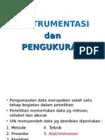 Dr. Fahrudi Instrumentasi & Pengukuran