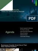 Cisco Email Security Customer Presentation