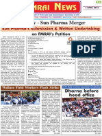 Federation of Medical And Sales Representatives' Associations of India - News_Apr_2015
