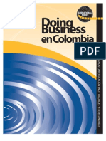 Doing Business Colombia Spanish