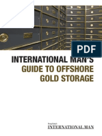 Internatial Man's Offshore Gold Storage