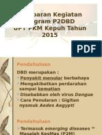 Gambaran Kegiatan Program P2DBD