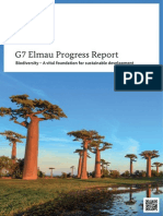 G7 Elmau Progress Report 2015