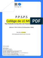 ppsps Type