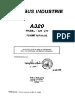 AFM_A320 AIRCRAFT FLGHT MANUAL