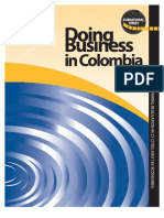 Doing Business Colombia English