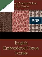 Textiles - Cotton
