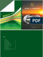 PT Eka Sari Lorena Transport Tbk - Annual Report 2013