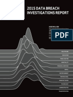 Data Breach Investigation Report 2015