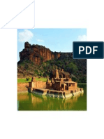 Done Bhutanatha Temple Complex at Badami, Karnataka