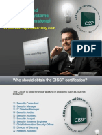 CISSP-Certified Information Systems Security Professional Exam Q&A Pack