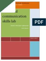 Advanced English Communication Skills Lab Manual New-2