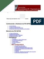 Conhecendo o Hardware Do PIC18F452