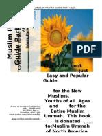 Muslim Prayer Guide Part I and II