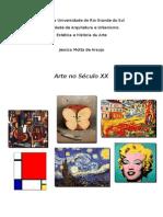 Artes no Século XX