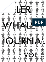 Killer Whale Journal Vol. 3
