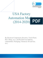 USA Factory Automation Market