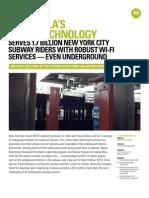 NewYorkCity Transit Case Study