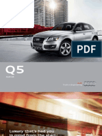 Audi Q5 2012 Misc Documents-Brochure