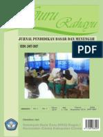 Jurnal Guru Rahayu No.1/2014