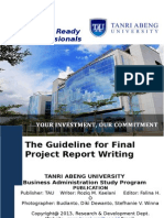 Guidelines for Writing Final Project.docx