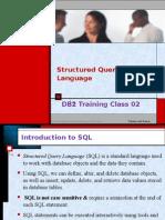 Db2 Training Class 002