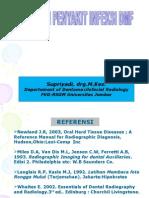 Radiografi Peny Infeksi Dmf 1