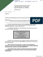 Hidalgo v. Comcast Comprehensive Health and Welfare Plan - Document No. 3