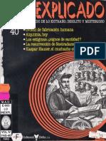 Bbltk-m.a.o. - E-005 Vol IV Fas 040 - Lo Inexplicado - Ovnis de Fabricación Humana - Vicufo2