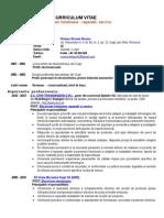 CV Chelaru