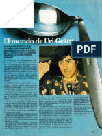 El Extraordinario Uri Geller - E-005 Vol III Fas 26 - Lo Inexplicado - Vicufo2