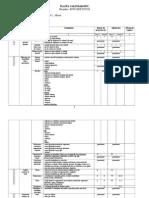 Planul Calendaristic Sem I-II