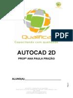 Apostila - AUTOCAD 2D