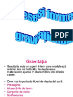 Procese Si Forme Gravitationale