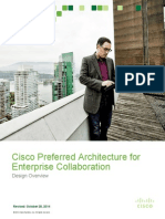 Cisco Preferred Architecture