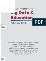 MindCET - Big Data & Education