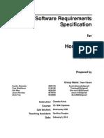 SRS IEEE Standards12312