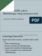 LGA3101_ Bibliotherapy_TOPIC 15.ppt