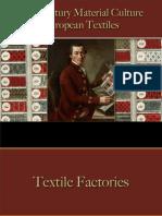 Textiles - European Textiles