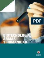Biotecnología, Armas y Humanidad _ Icrc_003_0833