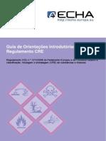 Guia de Orientações introdutórias sobre o Regulamento CRE