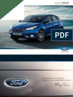 Ficha Técnica Ford Focus 2016