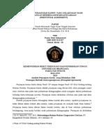 Analisis Mengenai Perjanjian Perkawinan yang Dilakukan Oleh WNA dan WNI