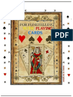 Fortunetelling With Playingcards