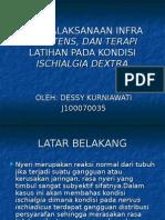 Penatalaksanaan Fisioterapi Pada Kasus Ischialgia Dextra